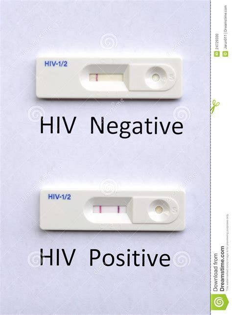 test hiv como hiv testing stock photo image 24729330