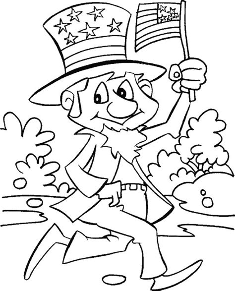 4th of july coloring pages best coloring pages for