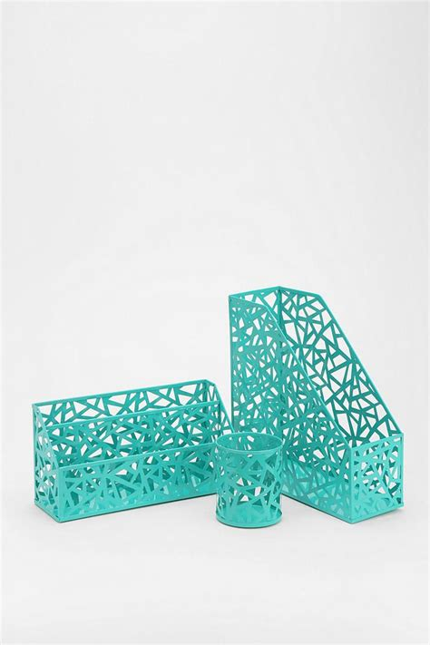 Turquoise Desk Accessories 25 Best Ideas About Turquoise Office On Pinterest Message Board Blue Office And Teal