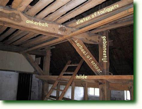 schuur betekenis dak kapconstructies termen in relatie met het dak