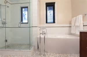 Bath And Shower Com The Pros And Cons Of Showers Vs Tubs