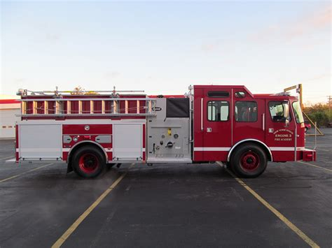e one stainless pumper for the nys department of general