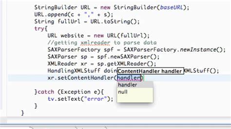 codeigniter xml tutorial android application development tutorial 157