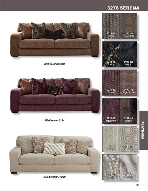 plum sofa set serena 2 piece sofa set in plum chenille by jackson