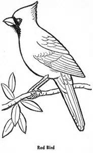 birds coloring pages cardinals states