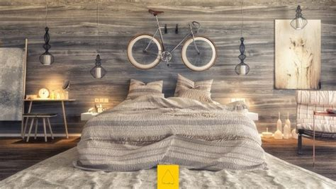 Decorating Small Bedrooms paredes con dise 241 os de madera para decorar habitaciones