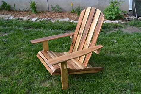 diy adirondack chair  waldo bungie