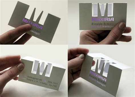 Tam Cargo Business Card Template by 25 Unique Folded Business Cards Inspiration Business