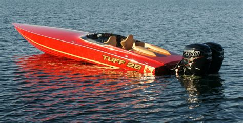 performance boats with outboards two new go fast v bottoms under 30 feet boats