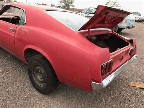 69 mustang fastback parts 1969 ford mustang fastback 69f06160 desert valley