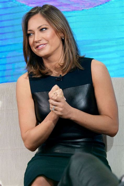 ginger hair on gma ginger zee at good morning america ginger zee