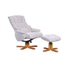 sorrento recliner chair with footstool home www hillsfurniturestore co uk