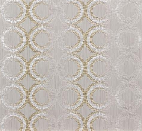 wallpaper non woven retro grey gold marburg 56736