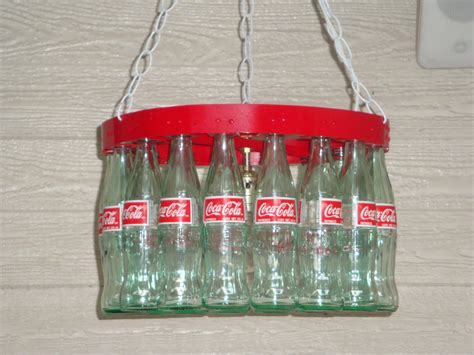 Coke Bottle Chandelier Coke Bottle Chandelier Coke Photo 31497441 Fanpop