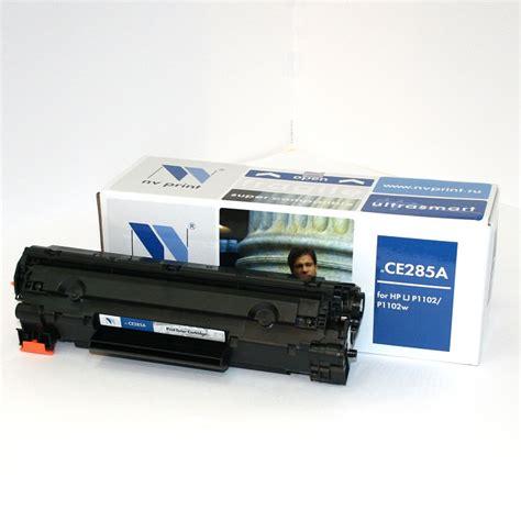 Printer Hp P1120 ce285a 85a nv print hp lj p1102 w p1120 m1132 m1212 m1214 m1217
