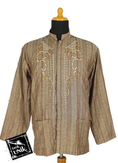 Baju Koko Muslim Panjang baju muslim koko panjang dewasa katun bordir koko batik murah batikunik