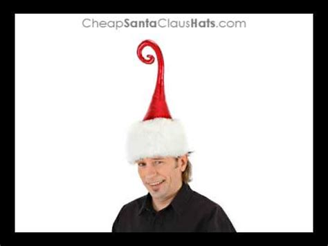 funny christmas santa hat ideas youtube