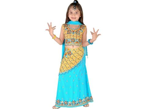 theme names for ethnic wear indian traditional dress for kids fashion name
