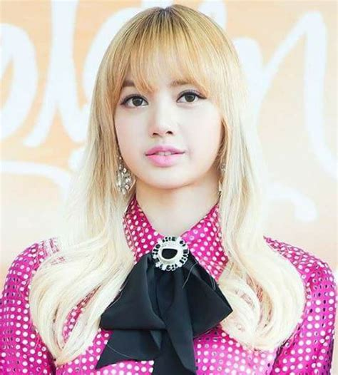 blackpink ideal type lisa black pink facts and profile updated