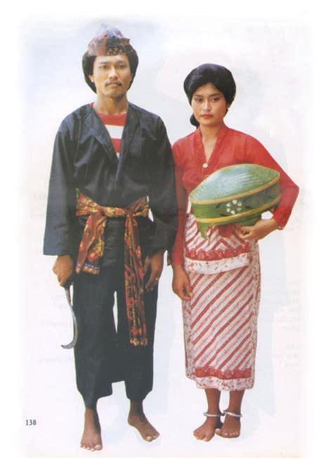 Baju Adat Jawa Timur Anak2 fitinline pakaian adat mantenan dan pesaan