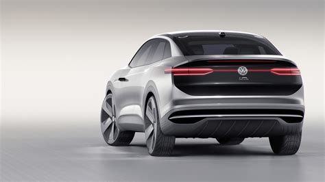 volkswagen concept volkswagen i d crozz concept shows the way for electric