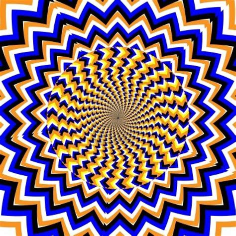 optical illusions illusions autokinetic effect