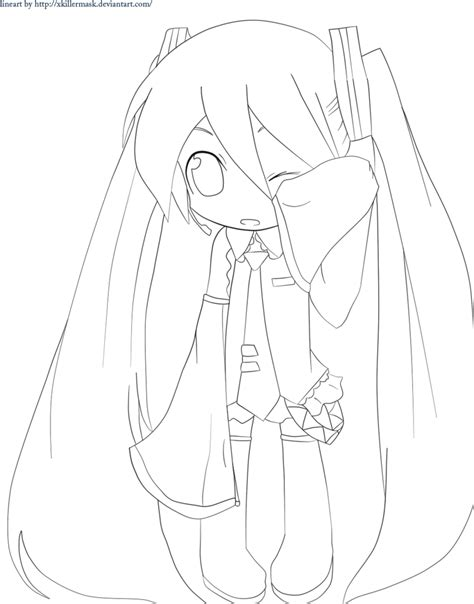 coloring anime vocaloid base coloring pages