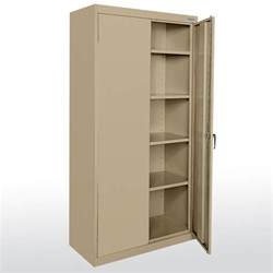 Steel Storage Shelves by Sandusky Cabinets Ca41361872 Classic Plus Series Storage