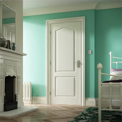 jewsons front doors prem doors premdor moulded 4 panel smooth semi solid