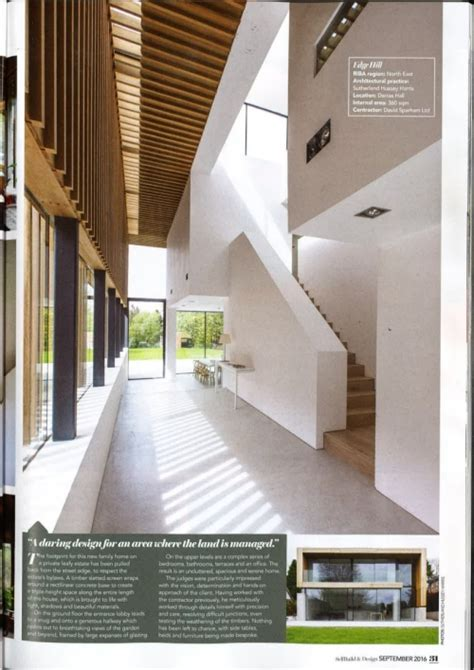edge hill design and technology posts tagged self build and design media iq glass