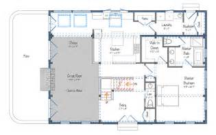 Barn House Floor Plans The Haley Barn Style Carriage House Plan Barn Home Plans