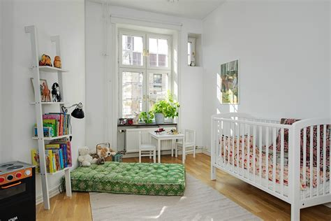good Baby Nursery Room Ideas #3: Scandinavian-Styled-Childrens-Room-11.jpg