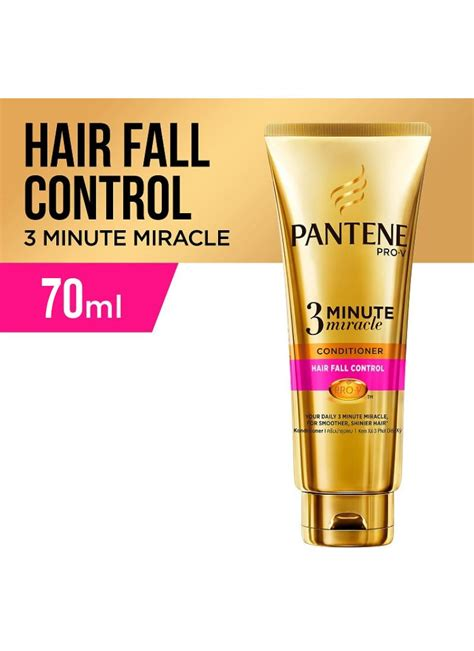 Harga Pantene 3 Minute Miracle 70ml pantene conditioner 3 minute miracle hair fall cntrl btl