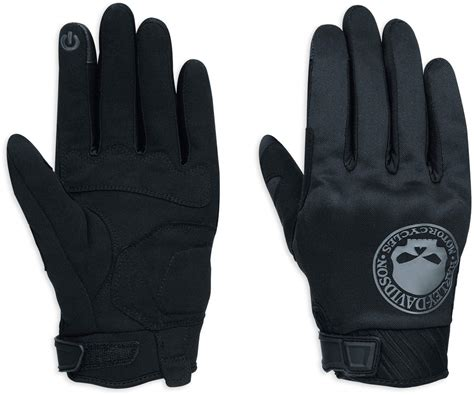 Motorradhandschuhe Skull by 98364 17em H D Skull Soft Shell Gloves Ec At Thunderbike Shop