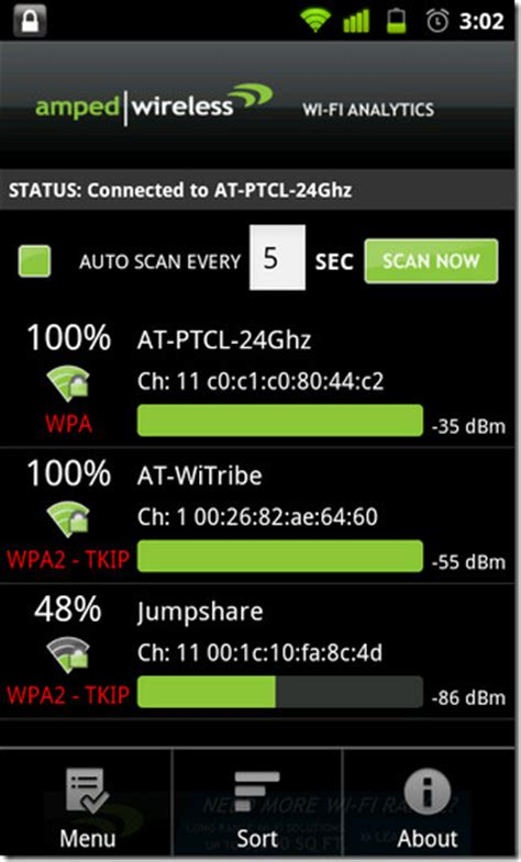 wifi app for android wi fi analytics tool comprehensive wifi network analysis for android