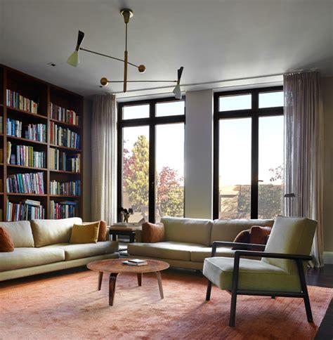 splendid mid century modern living room designs