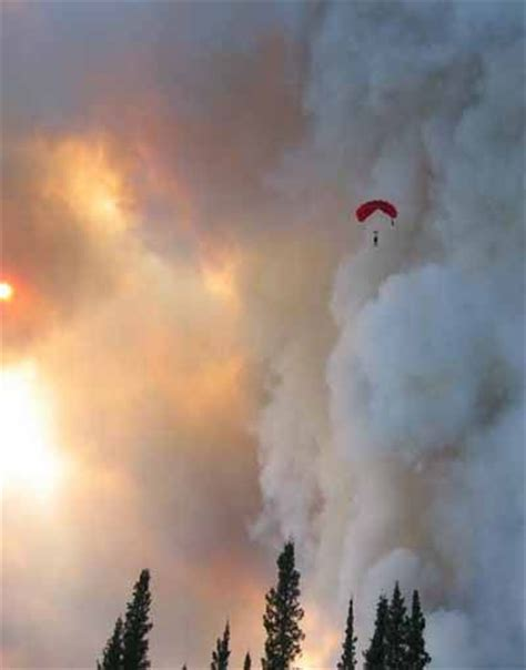 what are smokejumpers smoke jumper unsung heroes