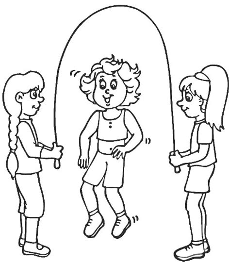 physical education coloring pages coloring pages