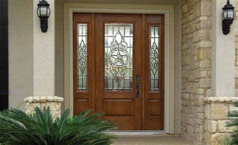 Replacement Window For Exterior Door Tips On Choosing The Right Exterior Doors Ward Log Homes