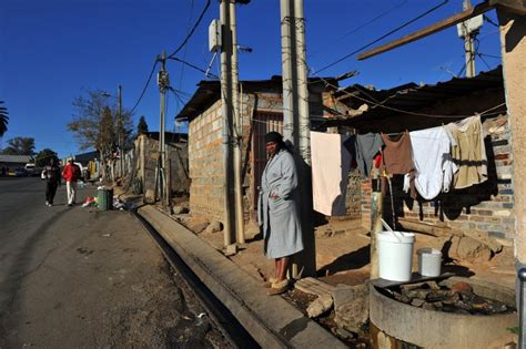 western challenge housing factsheet the housing situation in south africa africa