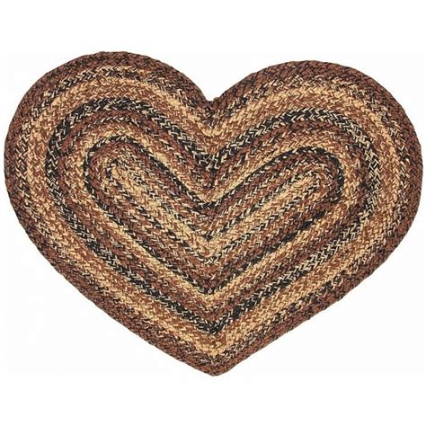 shaped braided rugs primitive braided rugs cappuccino shaped braided rug photo 40 rugs design