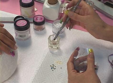 imagenes de uñas acrilicas feas trucos de bellabellisima com paso a paso de una u 241 a acrilica