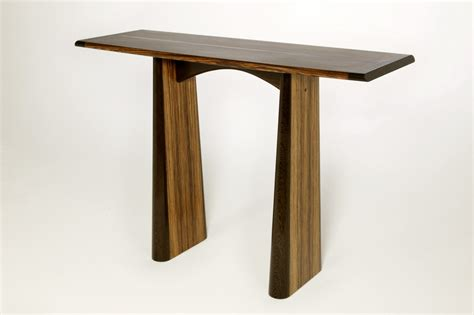 Chairs Benches by Console Entry Tables Roger Combs Woodworker