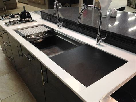 Oversized Sinks Kitchen by 1000 Images About The Galley Workstation On