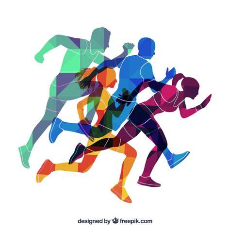 imagenes urbanas vectorizadas runner vectors photos and psd files free download