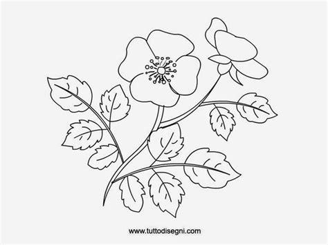 immagini di fiori da colorare immagini di fiori da colorare