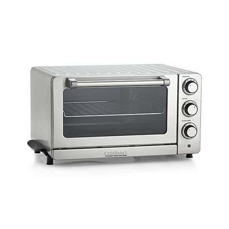 Cuisinart Toaster Oven Recipes cuisinart convection toaster oven broiler crate and barrel