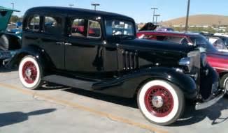 1933 Pontiac Sedan 1933 Pontiac 829 4dr Sedan