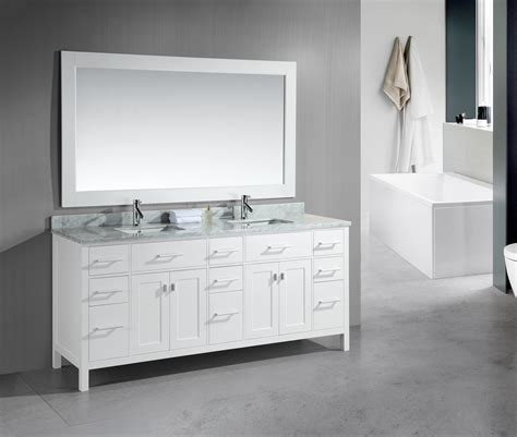 78 bathroom vanity cabinet adorna 78 inch double sink bathroom vanity set white finish