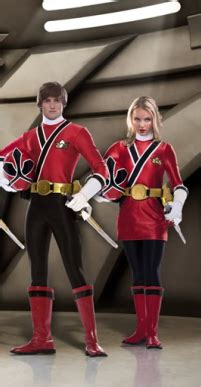 samurai brother vs ninja sister shiba siblings jayden and lauren redranger s